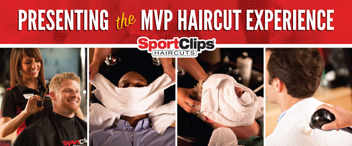 The Sport Clips Haircuts of Brentwood - Nippers Corner MVP Haircut Experience